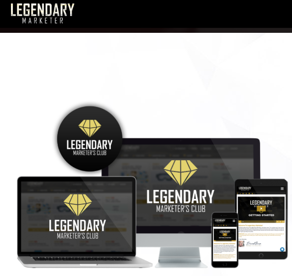 Coupon Code Cyber Monday Legendary Marketer