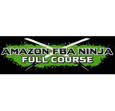kevin david's fba ninja course logo