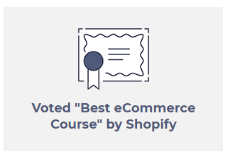 According to Anton Kraly, DSL is the number 1 Shopify Course