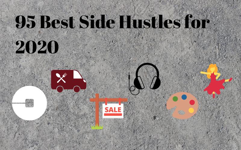 95 best side hustles