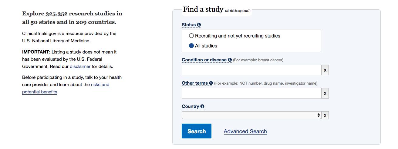 clinical studies photo