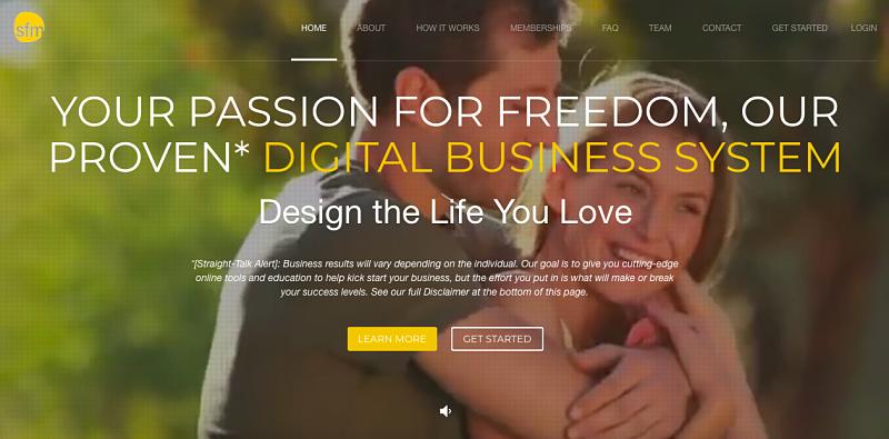 sfm homepage